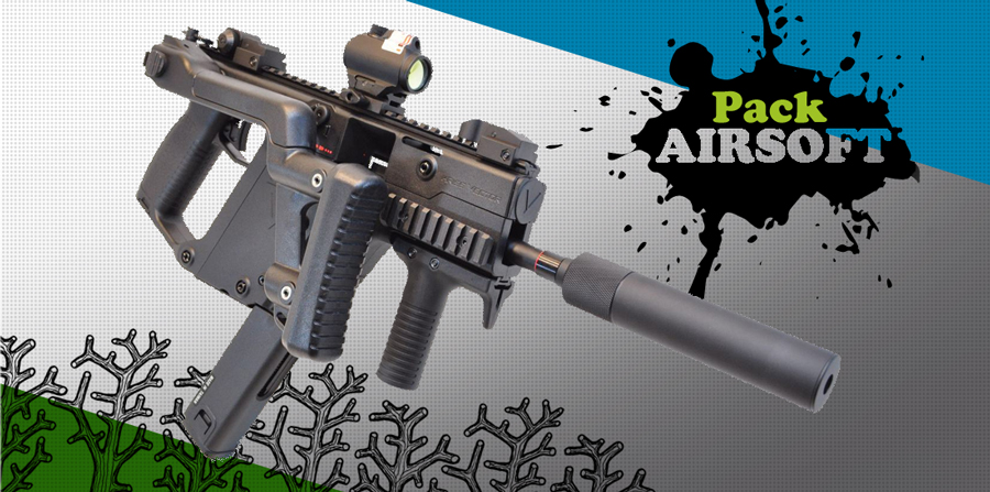 Airsoft Big-game region parisienne